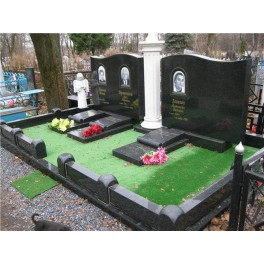Газон на могилу