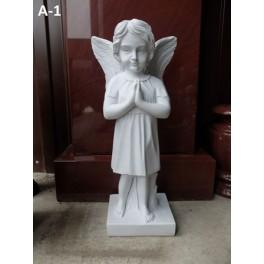 Скорбящий ангел (высота 50 см)
