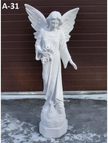 Скорбящий ангел (высота 118 см)
