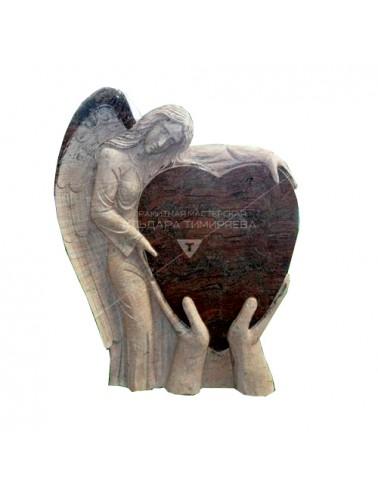 Эксклюзивный памятник Ангел №7