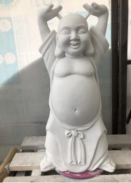 Мраморный Будда