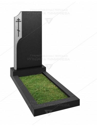 Памятник с крестом Модель v20-0172