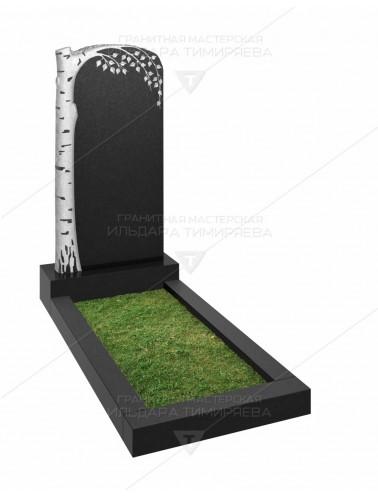 Памятник в форме березы Модель vpk20-0180