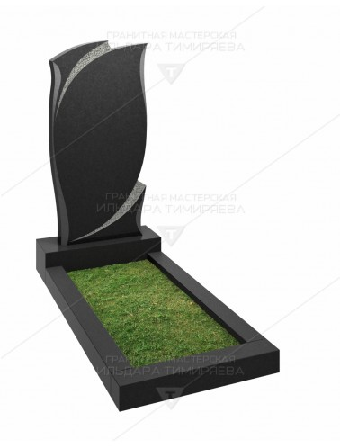 Памятник в форме цветка Модель vpk20-0192