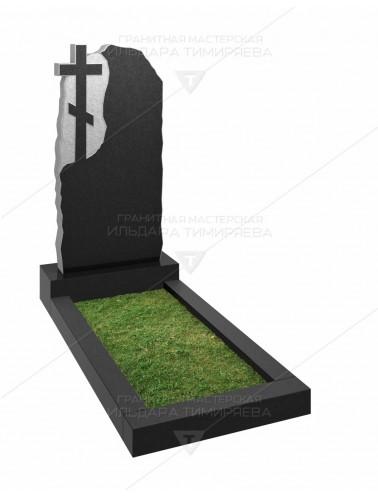 Памятник с крестом Модель v20-0079