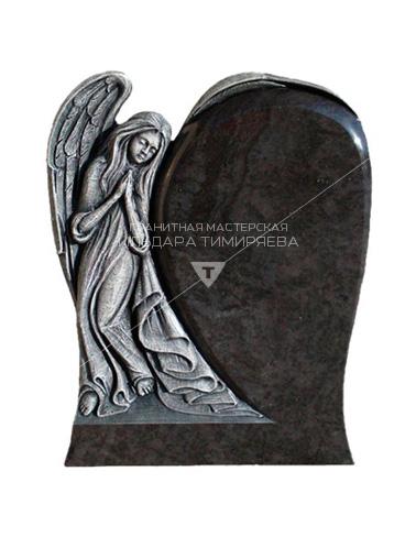 Памятник с ангелом и плащаницей Модель EU-3