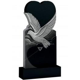 Памятник с голубком