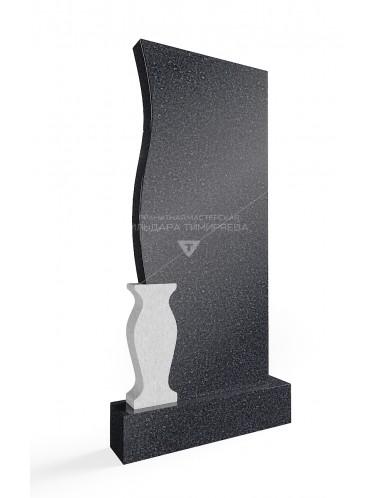 Памятник с вазой Модель vpkA689