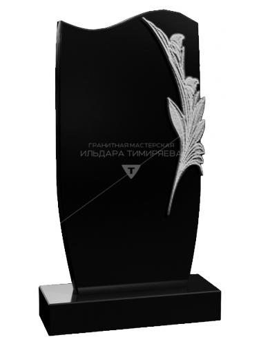 Памятник с Лилиями Модель vpk4215g