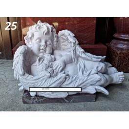 Скорбящий ангел (25 x 45 см)