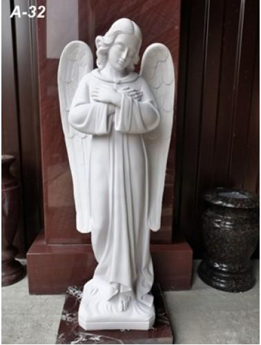 Скорбящий ангел (высота 70 см)