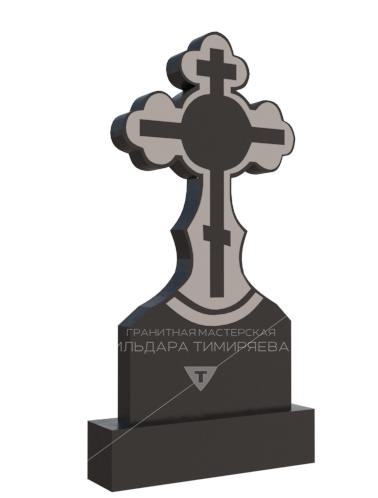 Недорогой памятник крест