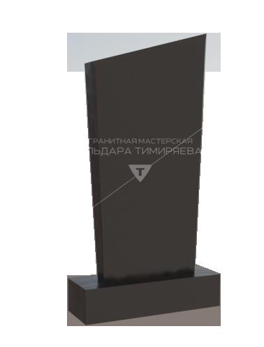 Памятник в форме среза Модель vpk0214