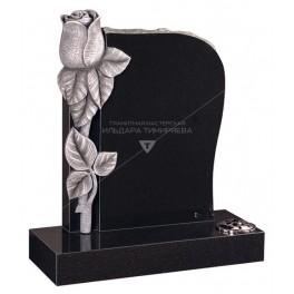 Памятник с розой Эксклюзив №17