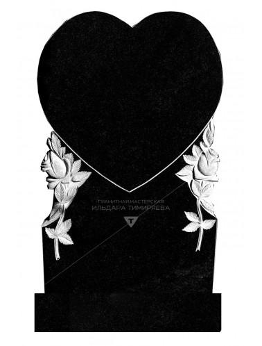 Оригинальный памятник Сердце