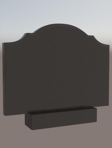 Памятник двойной Модель vpk0128