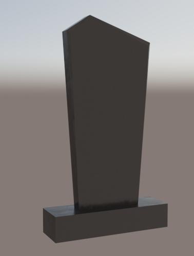 Памятник вертикальный Модель vpk0220