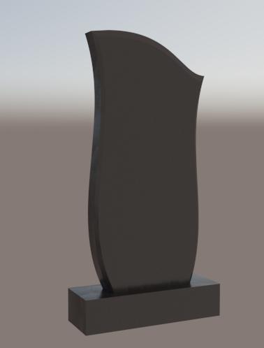 Памятник вертикальный Модель vpk0223